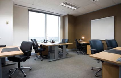 Internal private office space for up to 6