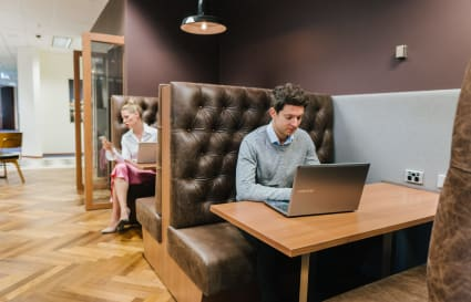 Internal private office for 8 people located in the heart of Perth's CBD
