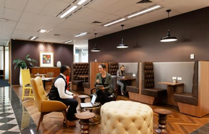 External 6-person executive office based in the heart of Adelaide's CBD
