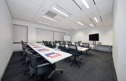 Training Room | Pitt Street, Sydney NSW