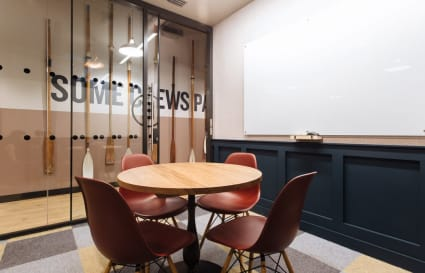 4 Person Office Space in  3 Waterhouse Square
