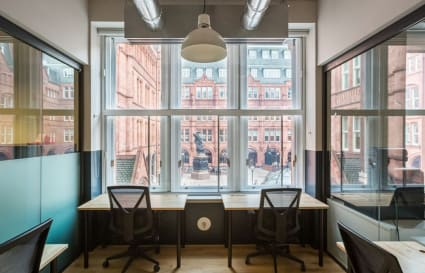 3 Person Office Space in  3 Waterhouse Square