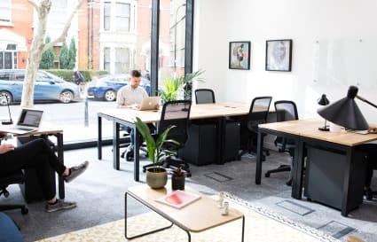 23 Person Office Available In Hammersmith