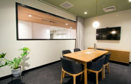 6 Person Meeting Room in Sydney CBD (Lvl 13)