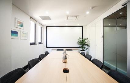 18 Person Boardroom w Natural Light by Wynyard (Lvl 11)