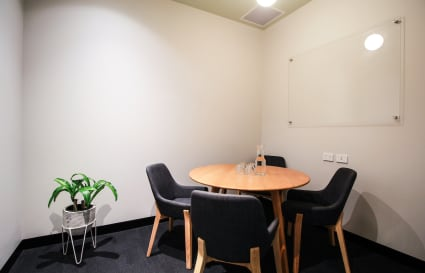 4 Person Meeting Room in Sydney CBD (Lvl 13)