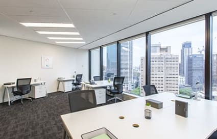 Office Suites for up to 4