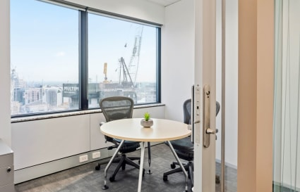 8-Desk Private Office with Harbour Views
