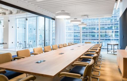 16 Person Office Space in Churchill Place
