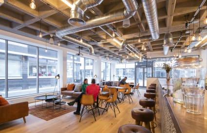 54 Person Private Office