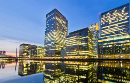 2 Person internal plus private office in Canary Wharf