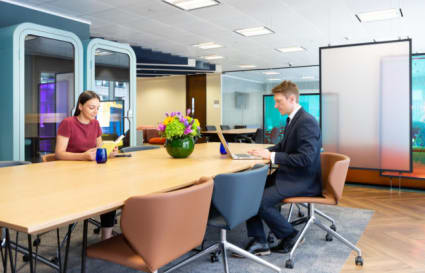 5 Person internal private office space in Gracechurch Street