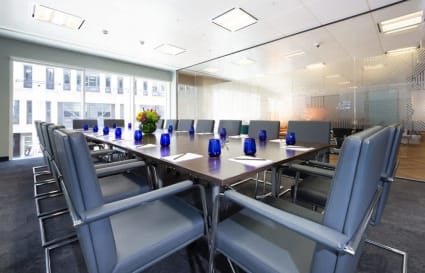 24 Person standard private office space in Gracechurch Street