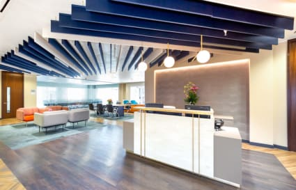 8 Person standard private office space in Gracechurch Street