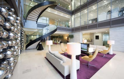 11 Person internal private offices in Bishopsgate