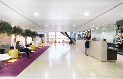 10 Person premium plus private offices in Bishopsgate