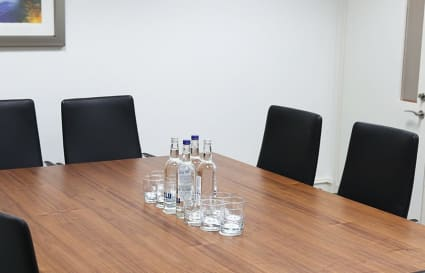 3 Person Office Available with a Private Meeting Room