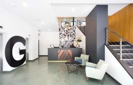 3 Person standard private office in Alfred Place