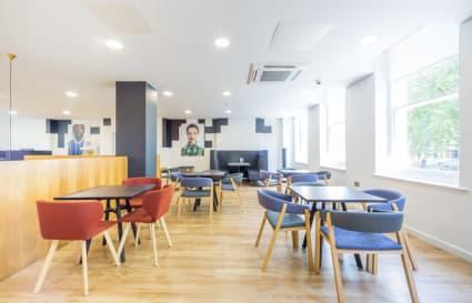 8 Person premium  plus private office in Alfred Place