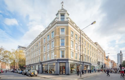 39 Person premium private office in Alfred Place