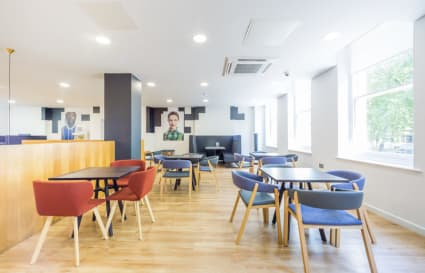 8 Person standard private office in Alfred Place
