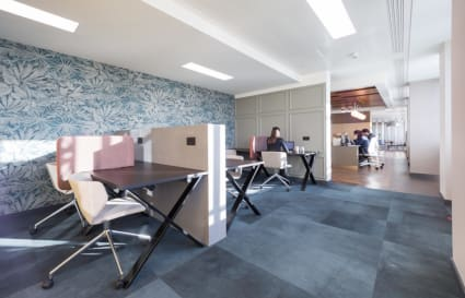 8 Person premium private office in Cavendish Square