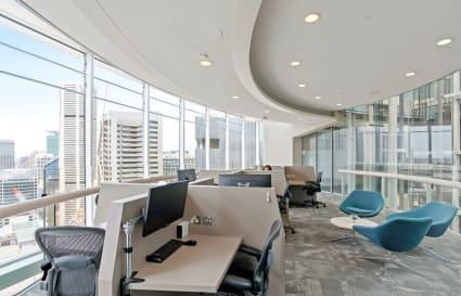 3-Desk Internal Private Office