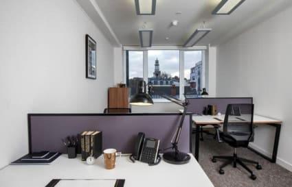 8 Person standard private office in Euston
