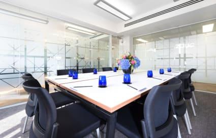 18 Person premium plus private office in Euston