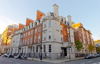 7 Person premium private office in Marylebone
