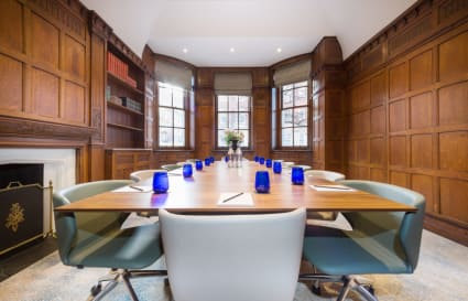11 Person internal private office in Marylebone