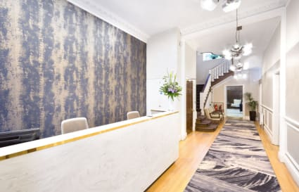 1 Person standard private office in Marylebone