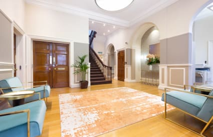 4 Person standard private office in Marylebone