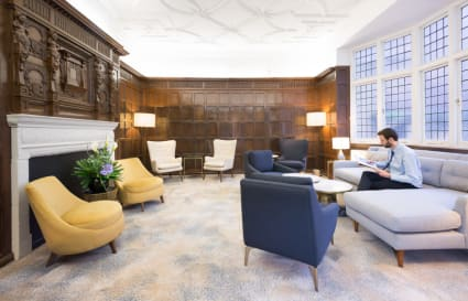 6 Person internal private office in Marylebone