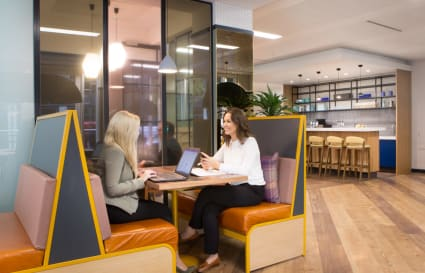 3 Person internal private office in New Cavendish Street