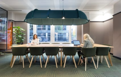 11 Person standard private office in New Cavendish Street