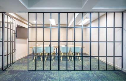 14 Person premium private office in Newman Street