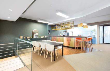 12 Person premium private office in Newman Street