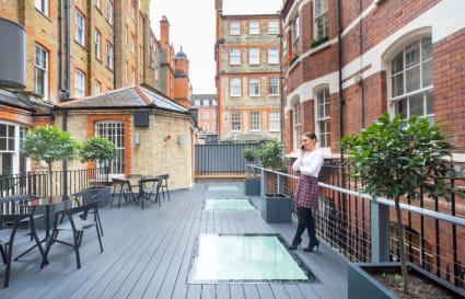 7 Person premium private office in Park Street