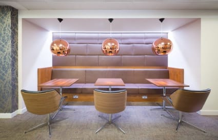 4 Person internal private office in St James's Square