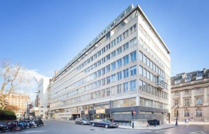16 Person premium plus private office in St James's Square