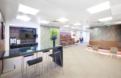 3 Person internal private office in St James's Square