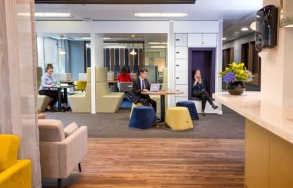 6 Person premium private office in Victoria