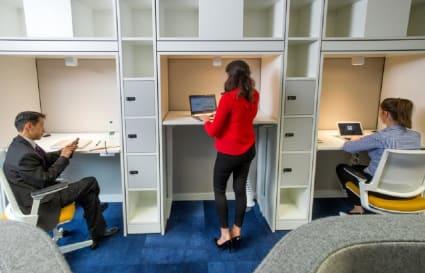 4 Person standard private office in Victoria