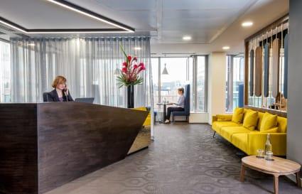 2 Person standard private office in Victoria