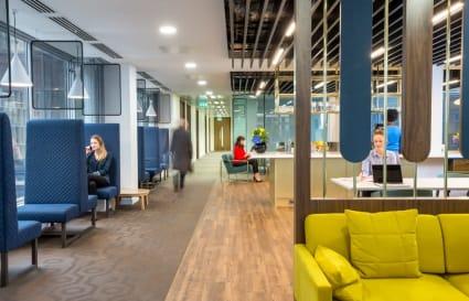 7 Person standard private office in Victoria