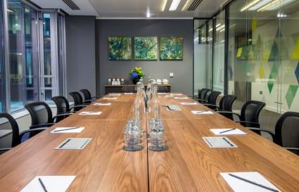 14 Person premium private office in Victoria