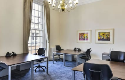 32 Person Office Available