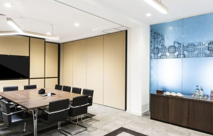 33 Person Office Available with a Private Meeting Room