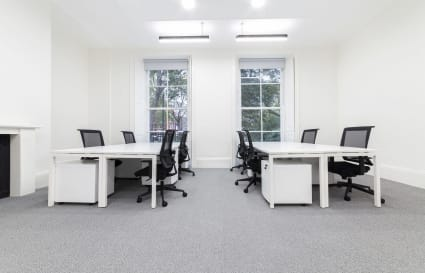 20 Person Office Available